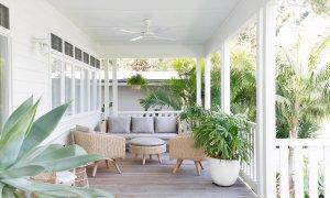 Coonanga Beach House - Avalon - Front Deck b