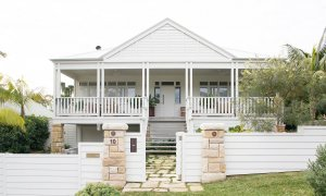 Coonanga Beach House - Avalon - Front of the House