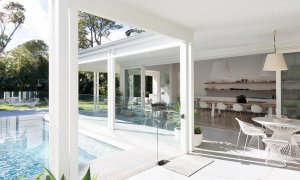 Coonanga Beach House - Avalon - Open Plan Indoor and Outdoor Flow