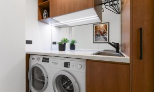 County Down - Port Melbourne - Laundry Area