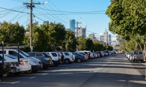 County Down - Port Melbourne - Outside Street View