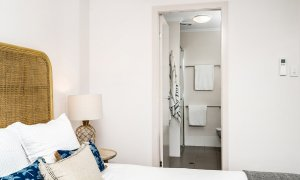 Drift - Byron Bay - Master Bedroom and Ensuite