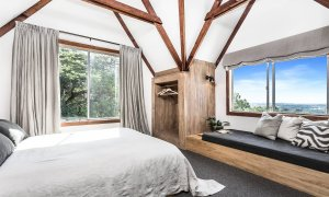 Eastern Rise - Byron Bay Hinterland - Master Bedroom