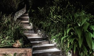 Eastern Rise - Byron Bay Hinterland - Stairs