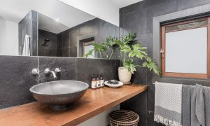 Eastern Rise Studio - Byron Bay Hinterland - bathroom