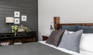 Eastern Rise Studio - Byron Bay Hinterland - Master Bedroom-2e