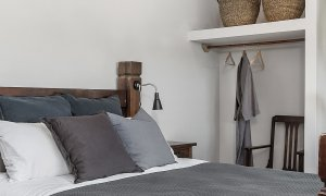 Eastern Rise Studio - Byron Bay Hinterland - Master Bedroom-2f