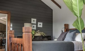 Eastern Rise Studio - Byron Bay Hinterland - Master Bedroom-2b