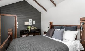 Eastern Rise Studio - Byron Bay Hinterland - Master Bedroom-2c