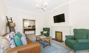 Frankies Place - Malvern - Living Room Area a