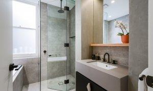 Gigis Place - South Melbourne - Bathroom c