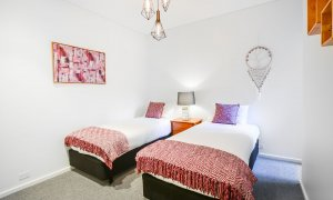Gigis Place - South Melbourne - Bedroom 2b
