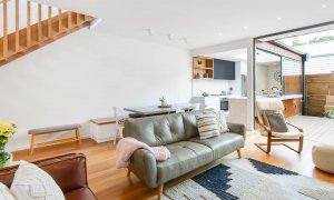 Gigis Place - South Melbourne - Living Room Area b