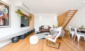 Gigis Place - South Melbourne - Living Room Area
