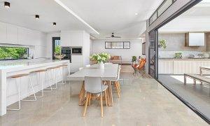 Greenview - Lennox Head - Living Space Including External