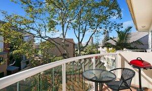 Harmony - Broadbeach - Balcony and view