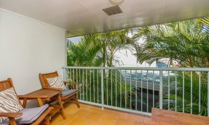 Heathers Hideaway - Byron Bay - Back Patio