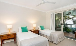 Heathers Hideaway - Byron Bay - Bedroom 2