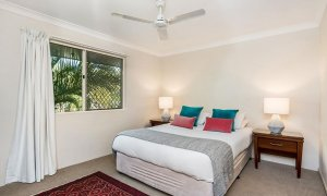 Heathers Hideaway - Byron Bay - Master Bedroom