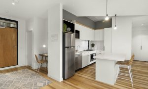 Highviews - Melbourne - Kitchen Area