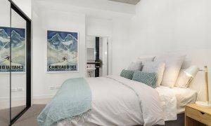 Highviews - Melbourne - Main Bedroom Into Ensuite