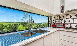 Coorabell Cottages - Rainforest Cottage - Kitchen