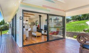 Coorabell Cottages - Rainforest Cottage - Exterior Details