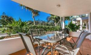 Apartment 1 Surfside - Main Beach - Byron Bay - Outdoor Dining