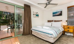 Apartment 1 Surfside - Main Beach - Byron Bay - Bedroom