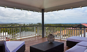 Vantage Over Byron - Outdoor Setting