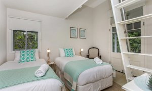 Byron Creek House - Twin Bedroom