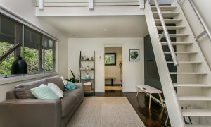 Byron Creek House - Living Area
