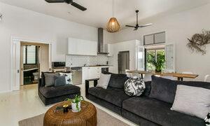 Byron Creek Homestead - Living Area
