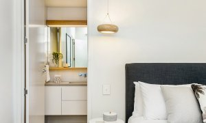 KoKo's Beach House 1 - Bedroom