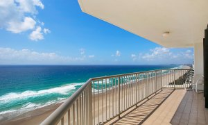 Imperial Surf - Gold Coast - Balcony Views b