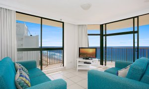 Imperial Surf - Gold Coast - Living Area