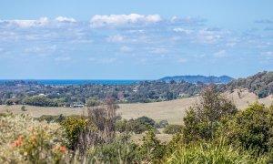 Jali Burugar - Byron Bay - View of Byron Bay