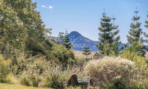 Jali Burugar - Byron Bay - View of Mt Warning