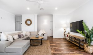 Julian Rocks House - Byron Bay - Lounge