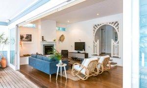 Kia Ora - Byron Bay - Lounge from Deck