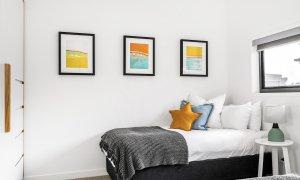 Kokos Beach House 1 - Byron Bay - Bedroom 2 Twin Split