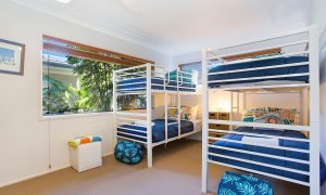 La Vida - Broadbeach Waters - Bedroom 3 Kids Retreat