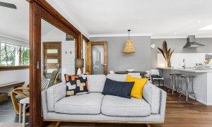 Little Geckos - Byron Bay - Living Room c