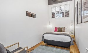 Loft on Rose - Fitzroy - Bedroom