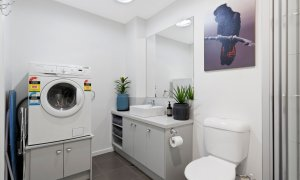 Manallack Apartments Boyd - Melbourne - Bathroom