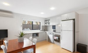Manallack Apartments Boyd - Melbourne - Kitchen 1