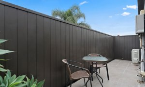 Manallack Apartments Boyd - Melbourne - Patio 1