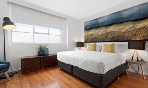 Manallack Apartments Olley - Melbourne - King Bedroom 3