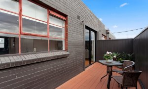 Manallack Apartments Olley - Melbourne - Patio 1