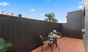 Manallack Apartments Olley - Melbourne - Patio